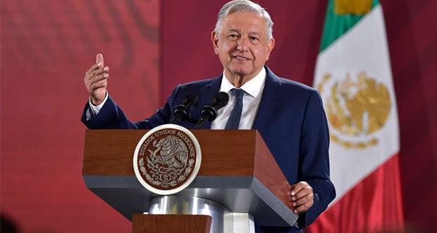 Asegura López Obrador que no modificará su estrategia de seguridad