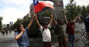 Las incansables protestas en Chile y lo que orilló a esta situación