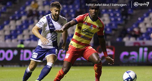 Puebla sufre segundo revés en Copa MX; cae 1-0 ante Monarcas