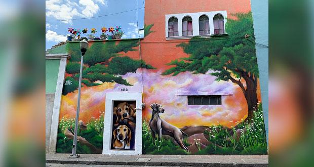 """Promueve Segob cohesión social a través de talleres """"Grafiti con arte"""""""