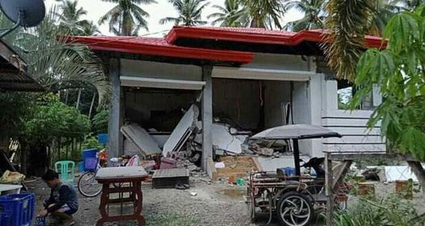 Sismo en Filipinas deja al menos cinco muertos y 70 heridos