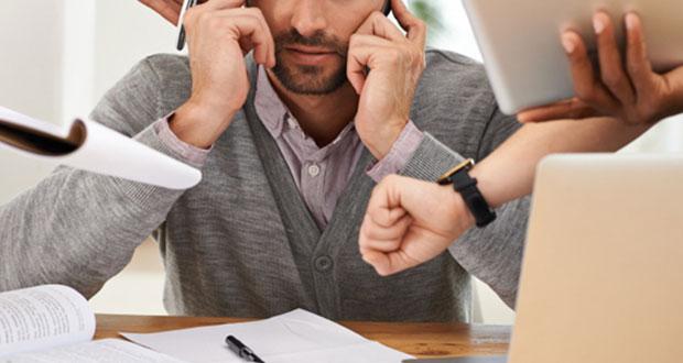 Secretaría del Trabajo vigilará que empresas prevengan estrés laboral