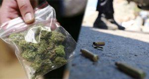 49.5% opina que al regular el mercado de drogas, bajará la violencia