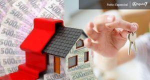 Venta de casas nuevas y usadas en Puebla disminuye 25% y 11% en seis meses