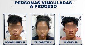 Procesan a 3 por intento de homicidio contra investigador de FGE