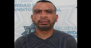 Detienen a sujeto por agredir sexualmente a mujer en CH de Puebla