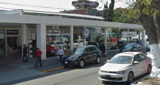 Drogan a vigilantes y se llevan 50 mil pesos en Volkswagen Z Motors