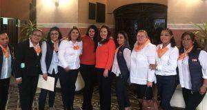 600 mujeres participan en conferencia sobre violencia en Teziutlán