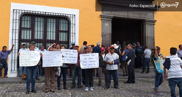 90 defraudados por Coofia piden a Barbosa firmar convenio para indemnizarlos