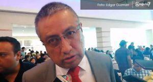 Pendientes, 800 juicios por resolverse en el Tribunal de Arbitraje: Cuéllar