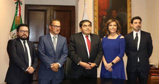 Anuncia Allgaier inversiones por 224 mdp para segunda planta en Puebla