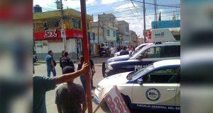 Asesinato de policía desata balacera en Minerales del Sur; hay detenidos