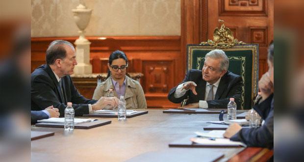 Banco Mundial y AMLO se reúnen para definir alianza con México