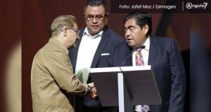Barbosa inaugura Ciudad de las Ideas y afirma que seguirá apoyando el evento