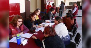 Barbosa y secretarios escuchan peticiones de 3,330 personas