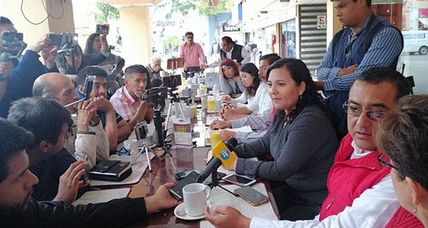 Cinco ediles de Puebla piden modificar PPEF por recorte para obras
