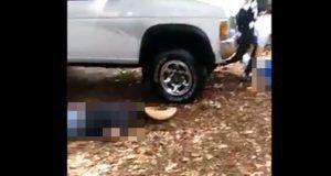 Comando asesina a 5 en tianguis de autos de Uruapan, Michoacán