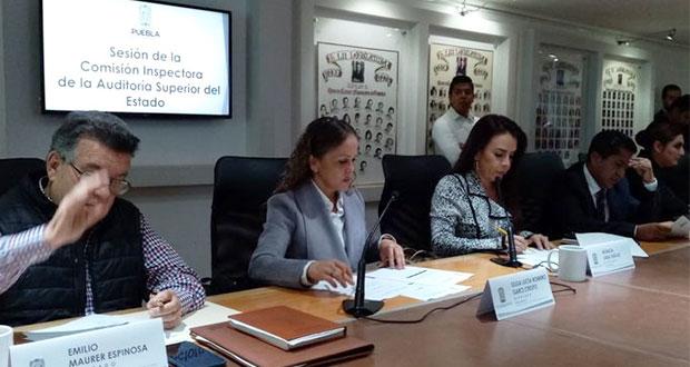 Comisión Inspectora solicita auditar ASE en gestión de Villanueva