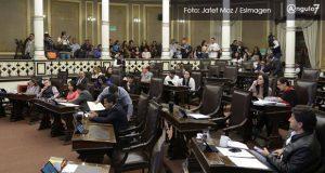 Por mayoría en Congreso de Puebla aprueban revocación de mandato