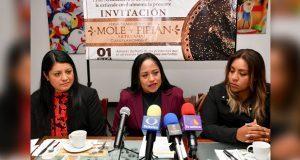 Cuautlancingo anuncia Feria del Mole y Pipián el 1 de diciembre