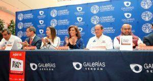 Detonará El Buen Fin derrama de 6 mil millones de pesos: Salomón