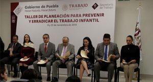 En Puebla, 190 mil niños trabajan; gobierno, contra práctica: Cuéllar