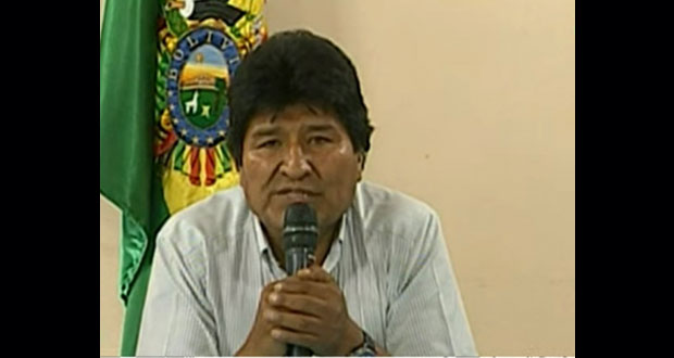 Tras protestas y ataques, Evo Morales deja presidencia de Bolivia