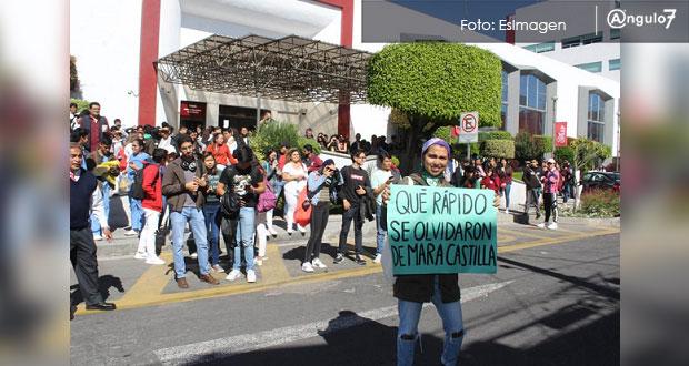 Madres por elección, claman tras evento en Upaep que normalizó violación