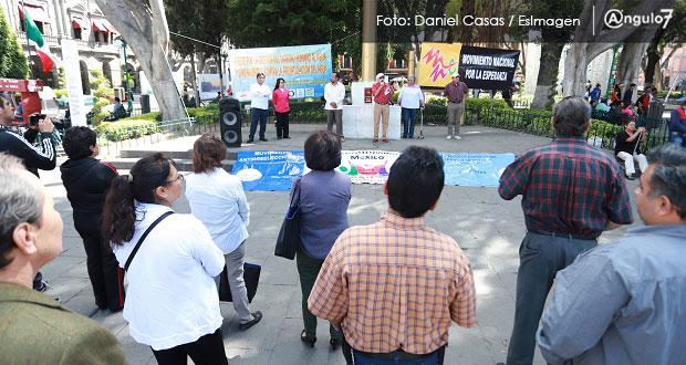 Frenar cuenta pública de Soapap, avance para abrogar concesión: Frente