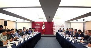 Gobierno de México plantea a EU acuerdo para frenar tráfico de armas