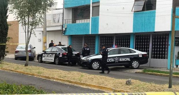 Hallan cuerpo de joven baleado en Prados Agua Azul