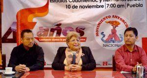 México necesita nueva política para distribuir riqueza: exdiputada
