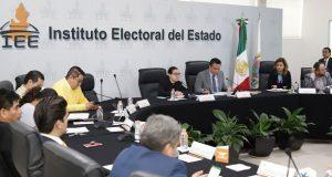 IEE designa a los funcionarios de casilla para 3 plebiscitos