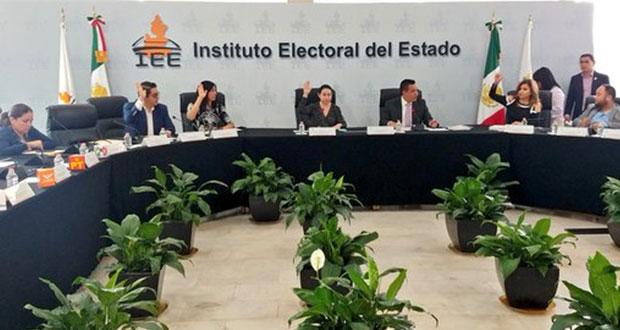 IEE garantiza realización de plebiscitos en las juntas auxiliares