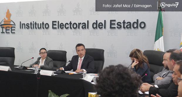 IEE ordena veda por plebiscitos en juntas auxiliares; Moyotzingo y Zaragoza serán vigiladas