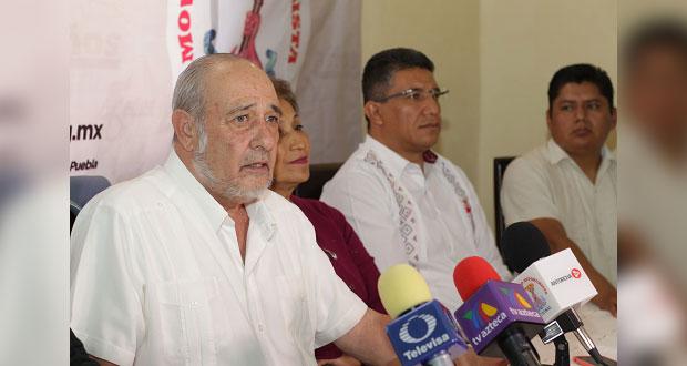 En 45 aniversario, Antorcha busca consolidarse como partido político