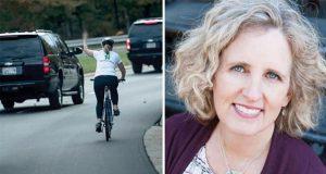 Ciclista despedida por insultar a Trump gana elecciones en Virgina