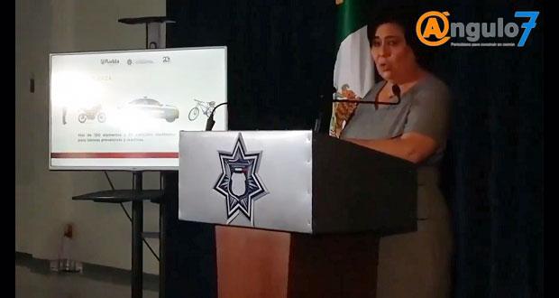Tras asalto, SSC reforzará vigilancia con 100 elementos en el CH