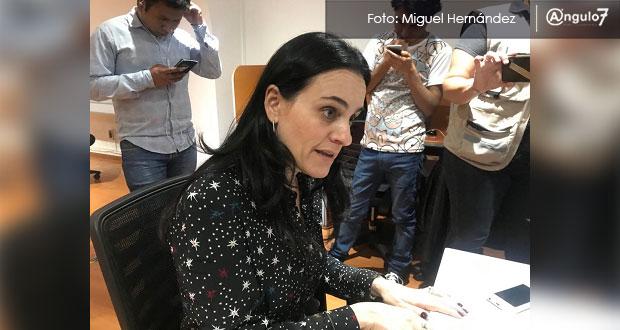 Pide Mónica Rodríguez sanción contra Maurer por violencia política