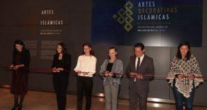 MIB expone artes decorativas islámicas de los siglos IX al XVII