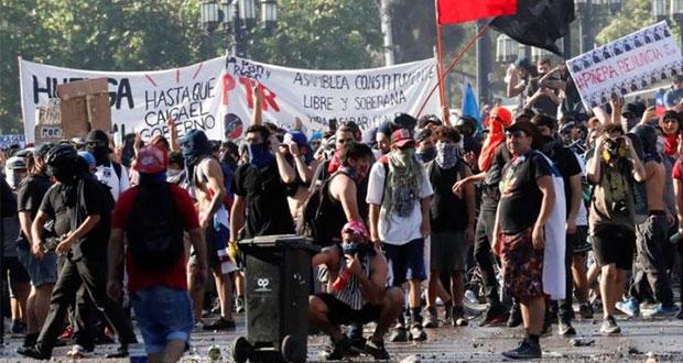 Millennials salen a calles contra falta de futuro y corrupción: Jalife
