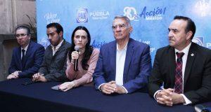 PAN planea estrategia legal contra nombramiento de auditor superior