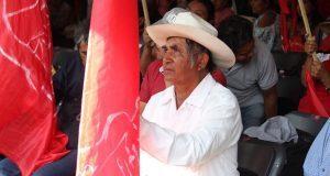 Piden campesinos de Atlixco que les resuelvan sus demandas