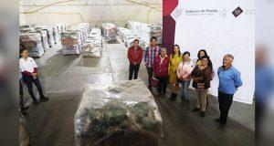 Programas de apoyo alimentarios se fortalecerán en Puebla