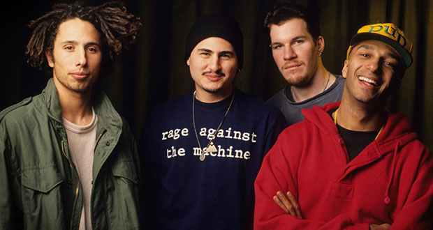 Rage Against the Machine regresaría con 5 conciertos en 2020