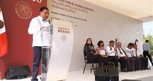 Edil auxiliar de Canoa pide a AMLO proteger derechos de pueblos indígenas