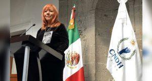 Piedra aplicará austeridad en CNDH e insta a PAN acatar resoluciones