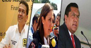 Cruz Bermúdez, Darío Carmona y Patricia Vázquez aún cobrando en SEP, acusan