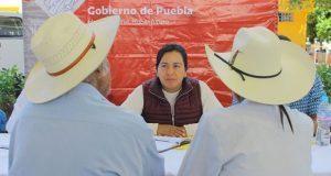 Secretarías estatales llevan Jornadas Ciudadanas a seis municipios