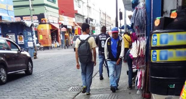 Sin venta de celulares en calles del CH tras publicar reforma a Coremun